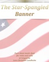 The Star-Spangled Banner Pure Sheet Music Duet For Viola And Cello Arranged By Lars Christian Lundholm