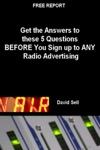 Free Report - Get The Answers To These 5 Questions Before You Sign Up To Any Radio Advertising