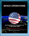 Air Force Doctrine Document 3-14 Space Operations - Global And Theater Space Forces Spacelift Types Of Orbits Operational Advantages Integrating Civil Commercial Foreign Space Assets