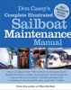 Don Casey - Don Casey's Complete Illustrated Sailboat Maintenance Manual artwork