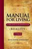 Seth David Chernoff - Manual For Living: Reality - TIME grafismos