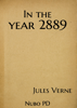 Jules Verne - Nubo PD: In the Year 2889 ilustración