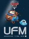Cars Toon UFM Unidentified Flying Mater