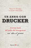 Un anno con Drucker Book Cover