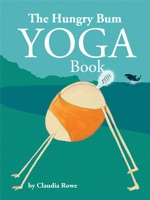The Hungry Bum Yoga Book