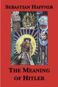 The Meaning of Hitler Book Cover