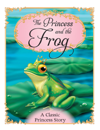 The Princess and the Frog book