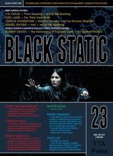 Black Static #23 Horror Magazine