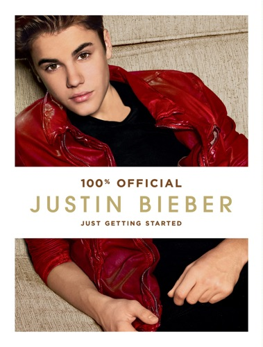 Justin Bieber: Just Getting Started E-Book Download