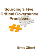 Sourcing's Five Critical Governance Processes