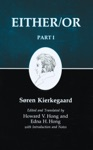 Kierkegaards Writings III Part I EitherOr Part I