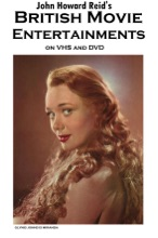 British Movie Entertainments on VHS and DVD