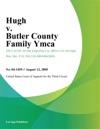 Hugh V Butler County Family Ymca