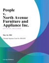 People V North Avenue Furniture And Appliance Inc