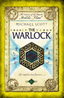 Michael Scott - The Warlock artwork
