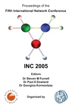Proceedings Of The Fifth International Network Conference 2005 (Inc 2005)