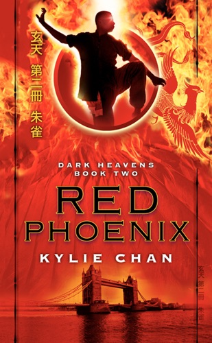 Kylie Chan - Red Phoenix