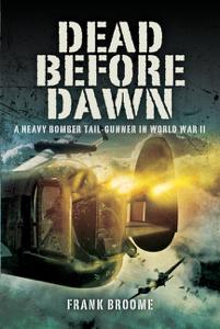 Dead Before Dawn Cover Book