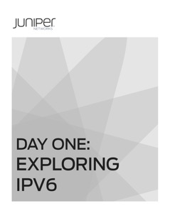 Day One Exploring IPV6 Book Cover