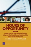 Hours Of Opportunity Volume 1
