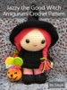 Jazzy the Good Witch Amigurumi Crochet Pattern
