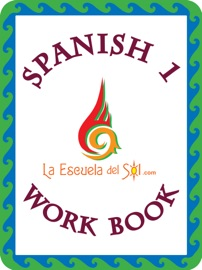 Learn Spanish Workbook 1