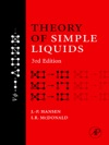 Theory Of Simple Liquids Enhanced Edition
