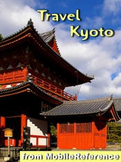 Kyoto, Japan Travel Guide: Illustrated Guide, Phrasebook and Maps (Mobi Travel)