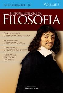 História essencial da filosofia: Volume 3 Book Cover