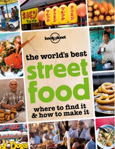 The World's Best Street Food Book Cover