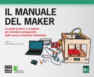 Il manuale del Maker Copertina del libro