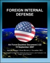 Air Force Doctrine Document 3-22 Foreign Internal Defense - Counterinsurgency Indirect Support Trainer-Advisor Teams Revolutionary Movements Insurgencies El Salvador Philippines Cambodia