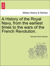 A History of the Royal Navy, from the earliest times to the wars of the French Revolution, vol. II