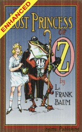 The Lost Princess Of Oz Free Audiobook Included