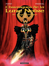 Les Chroniques de la Lune Noire - tome 10 - L'aigle foudroyé