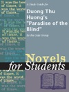 A Study Guide For Duong Thu Huongs Paradise Of The Blind