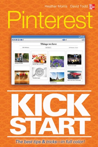 Heather Morris & David Todd - Pinterest Kickstart