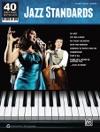 40 Sheet Music Bestsellers Jazz Standards
