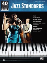 40 Sheet Music Bestsellers: Jazz Standards