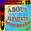About Web Elements 15