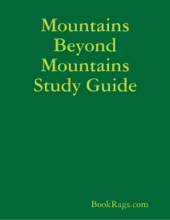 Mountains Beyond Mountains Study Guide