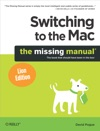 Switching To The Mac The Missing Manual Lion Edition