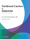 Northwest Carriers V Industrial