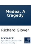 Medea A Tragedy