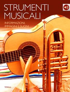 STRUMENTI MUSICALI Libro Cover