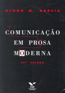 Comunicação em Prosa Moderna Book Cover