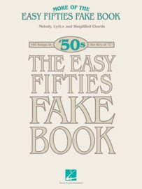 MORE OF THE EASY FIFTIES FAKE BOOK (SONGBOOK)