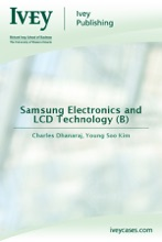 Samsung Electronics and LCD Technology (B)