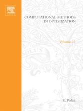Computational Methods In Optimization