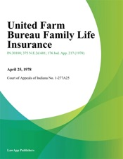 Download and Read Online United Farm Bureau Family Life Insurance